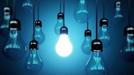 Li-fi LED